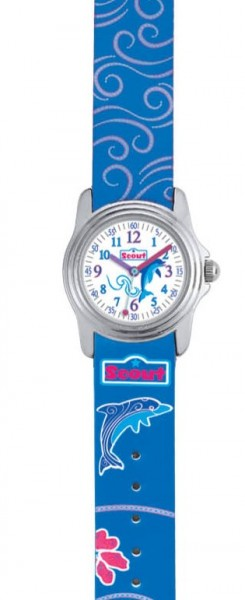 Scout Kinder Armbanduhr 280301013 Sweeties Dolphin
