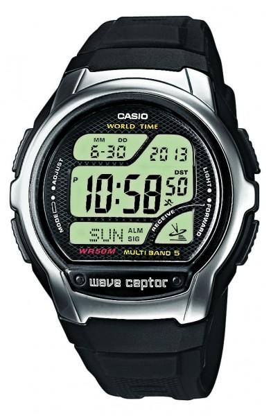 Casio Herren Armbanduhr WV-58E-1AVEF Funk digital