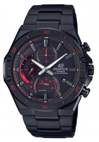 Casio Herren Armbanduhr Edifice Solar EFS-S560DC-1AVUEF Chronograph
