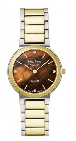 Bruno Söhnle Damen Armbanduhr 17-23108-492 ALGEBRA 2