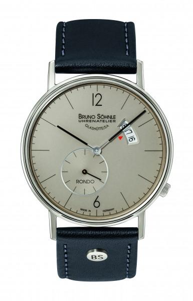 Bruno Söhnle Herren Armbanduhr Rondo Big 17-13053-861