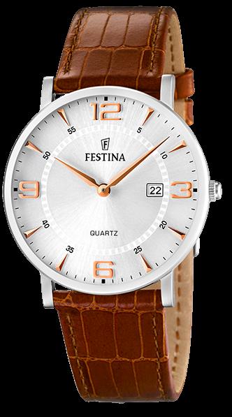 Festina Herren Armbanduhr F16476/4 Klassik