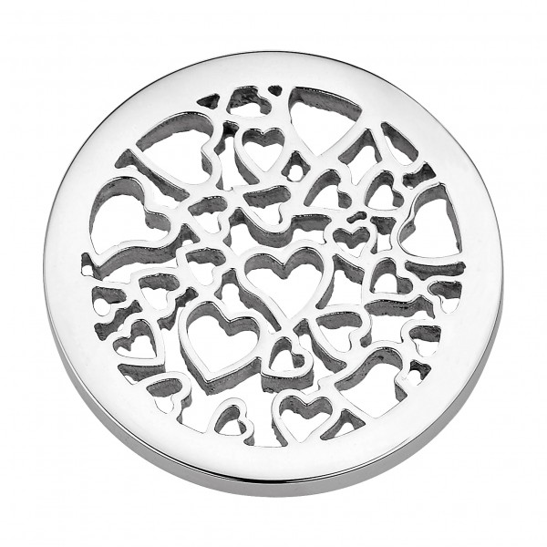 CEM Coins CS133/CS134 Anhänger Herzen