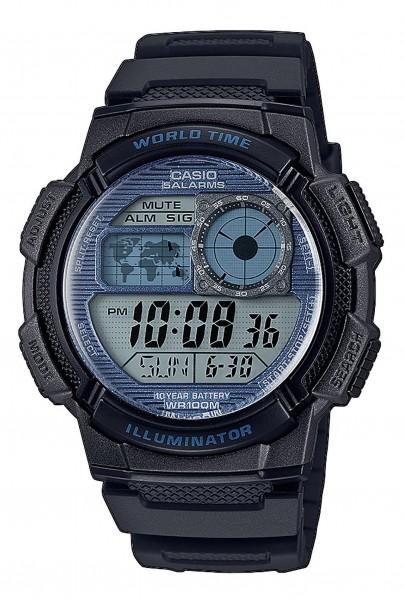 Casio Herren Armbanduhr AE-1000W-2A2VEF digital