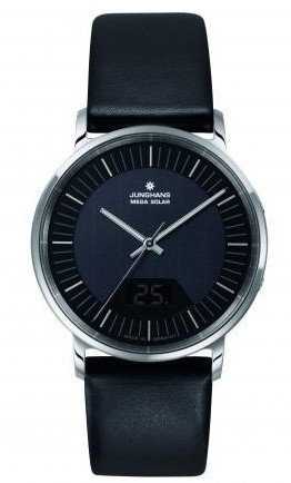 Junghans Herren Armbanduhr 056/4220.00 Milano Mega Solar