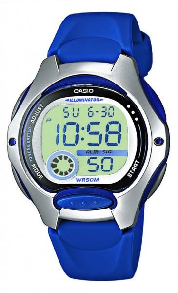 Casio LW-200-2AVEF Kinderuhr digital