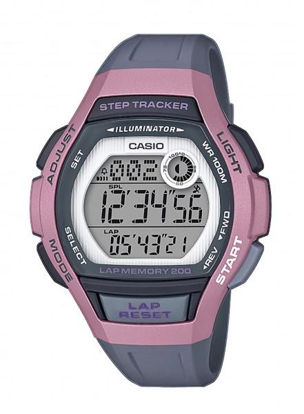 Casio Damen Armbanduhr LWS-2000H-4AVEF digital