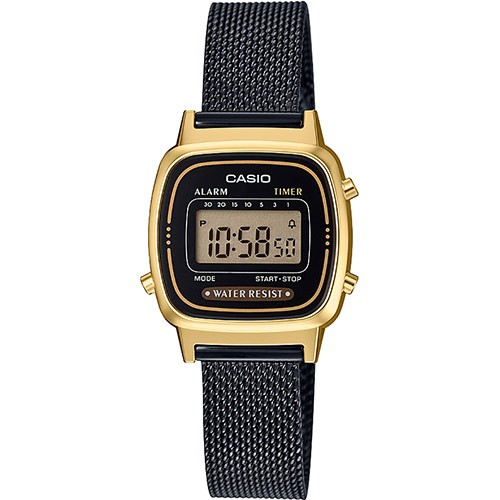 Casio Damen Armbanduhr LA670WEMB-1EF digital