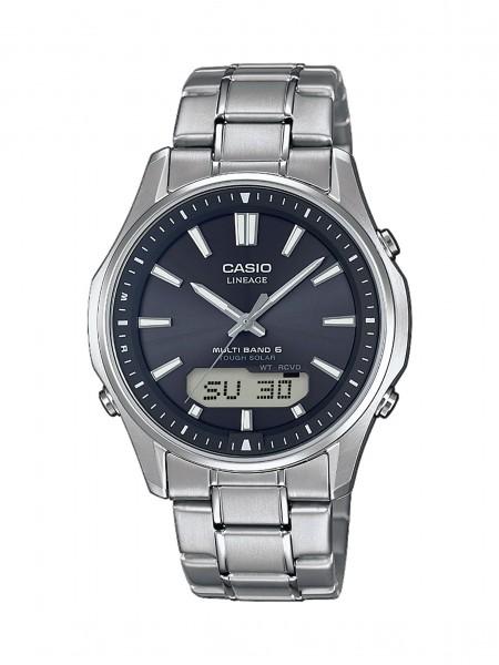 Casio Herren Armbanduhr LCW-M100TSE-1AER Funk Solar Titan