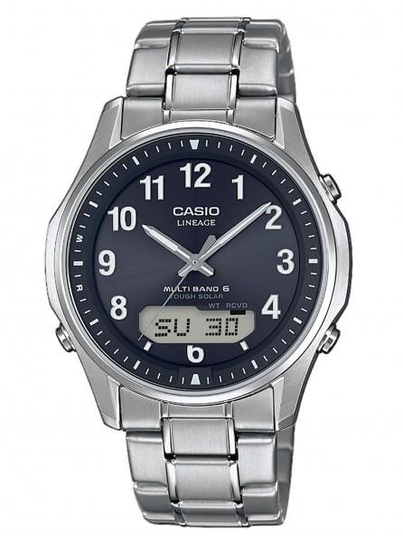 Casio Herren Armbanduhr LCW-M100TSE-1A2ER Funkuhr Solar Titan