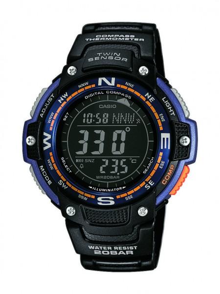 Casio Herren Armbanduhr SGW-100-2BER Multifunktion