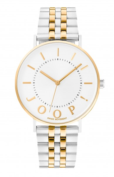 JOOP! Damen Armbanduhr 2030886 bicolor