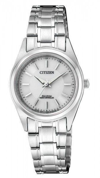 Citizen Damen Armbanduhr ES4030-84A Eco-Drive Funk