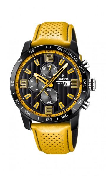 Festina Herren Armbanduhr F20339/3 Sport Chronograph