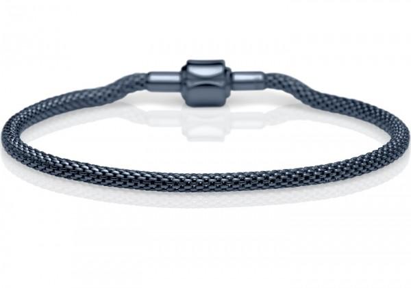 Bering Damen Armband 613-70-X Edelstahl Blau ARCTIC SYMPHONY COLLECTION