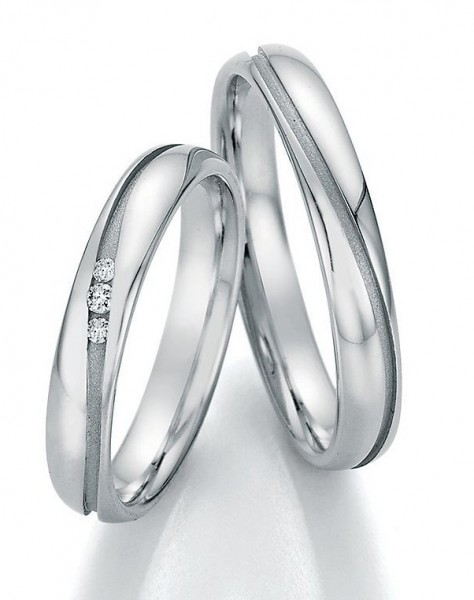 Trauringe 88/22050-88/22060 Steel Basics