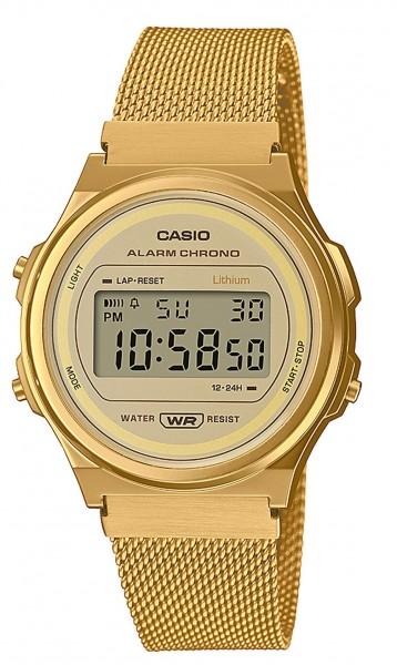 Casio Damen Armbanduhr A171WEMG-9AEF Vintage digital