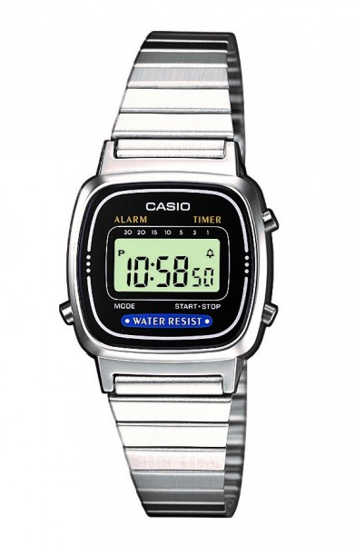 Casio Damen Armbanduhr LA670WEA-1EF digital