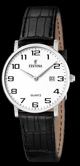 Festina Damen Armbanduhr F16477/1 Klassik