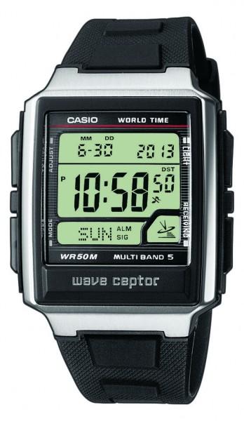 Casio WV-59E-1AVEF digitale Funk Herrenuhr