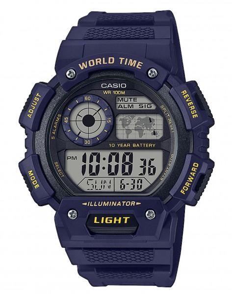 Casio Herren Armbanduhr AE-1400WH-2AVEF digital