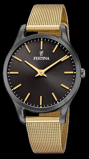 Festina Damen Armbanduhr F20508/1 Boyfriend