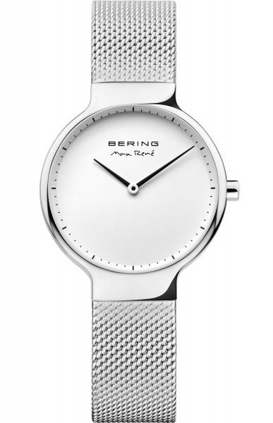 Bering Damen Armbanduhr Max René 15531-004 silber