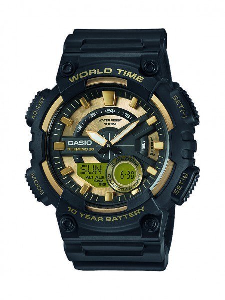 Casio Herren Armbanduhr AEQ-110BW-9AVEF analog-digital