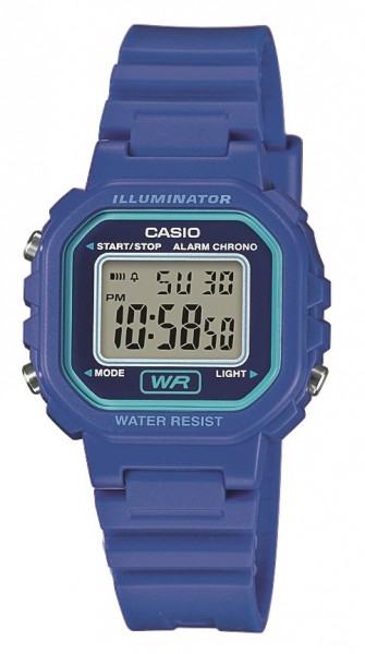 Casio Armbanduhr LA-20WH-2AEF digital