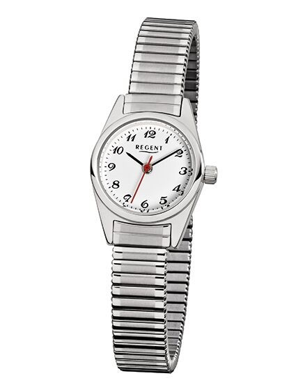 Regent Damen Armbanduhr 6825.40.99 F-270 Edelstahl Zugband