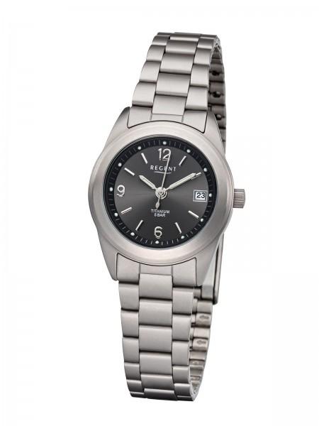 Regent Damen Armbanduhr 6827.90.95 F-257 Titan