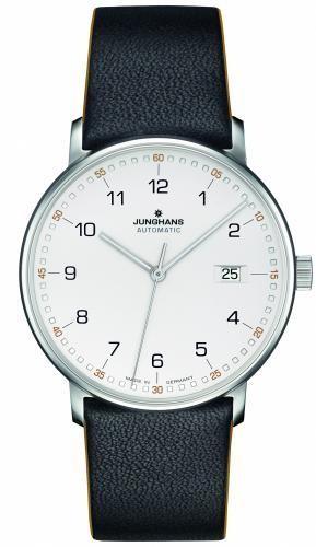 Junghans Herren Armbanduhr 027/4731.00 Form A Automatic