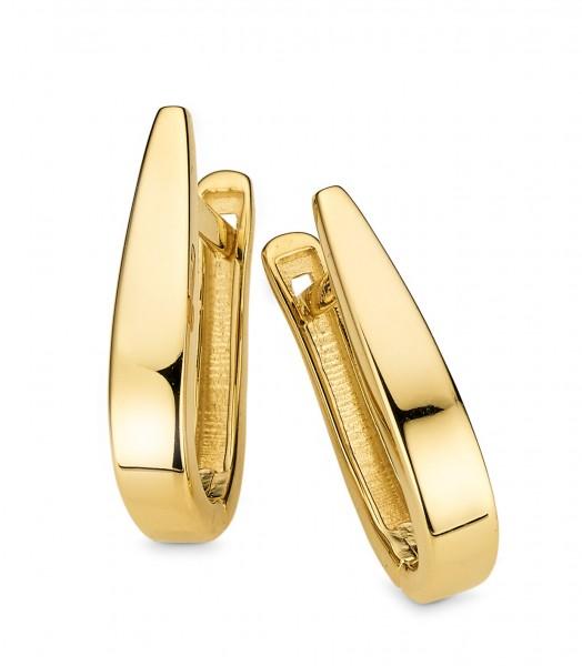 CEM Trends Damen Creolen 6-208152-001 G3-00325O Gold