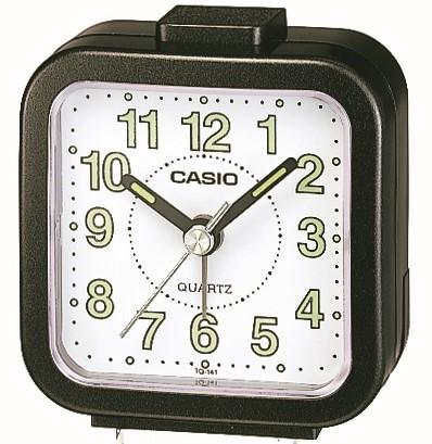 Casio Wecker TQ-141-1EF analog schwarz