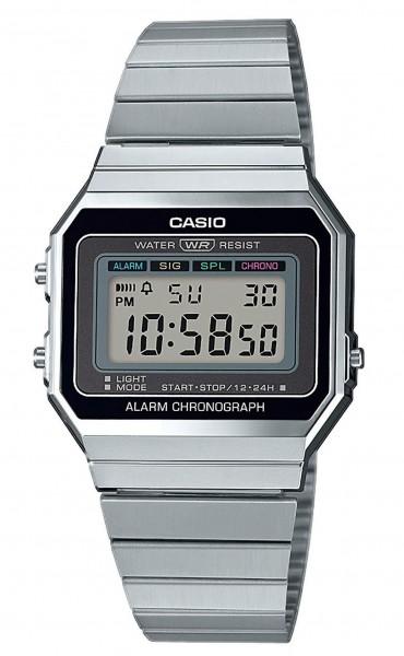 Casio Damen Armbanduhr A700WE-1AEF Vintage digital
