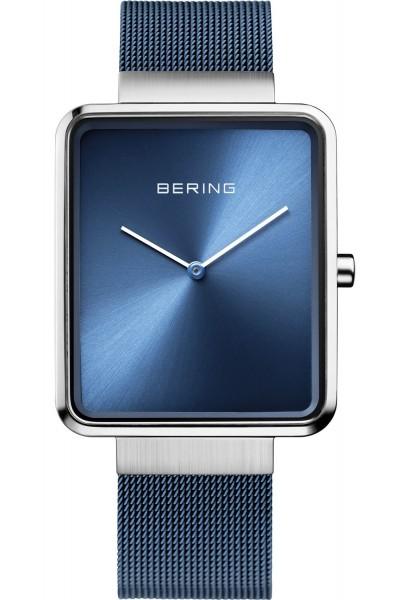 Bering Damen Armbanduhr 14533-307 Classic blau