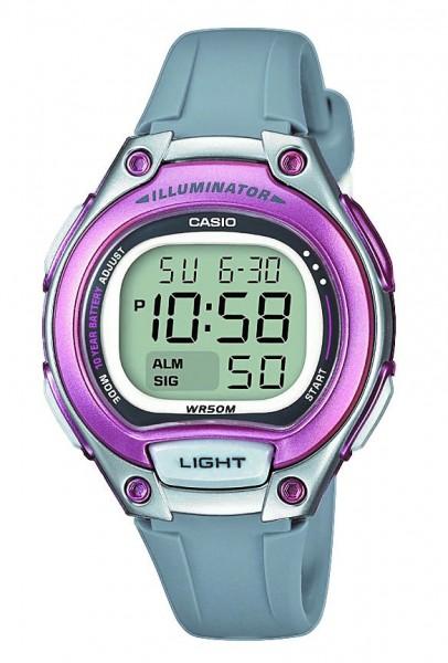 Casio Damen Armbanduhr LW-203-8AVEF digital