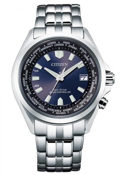 Citizen Herren Armbanduhr Promaster CB0220-85L Funk Eco Drive