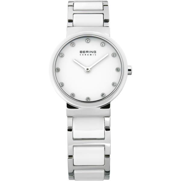 Bering Damen Armbanduhr 10729-754 Ceramic