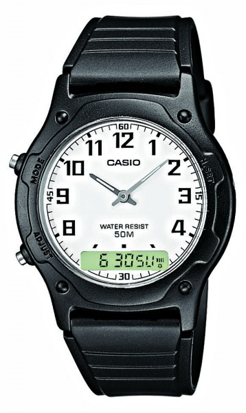 Casio Herren Armbanduhr AW-49H-7BVEF analog digital