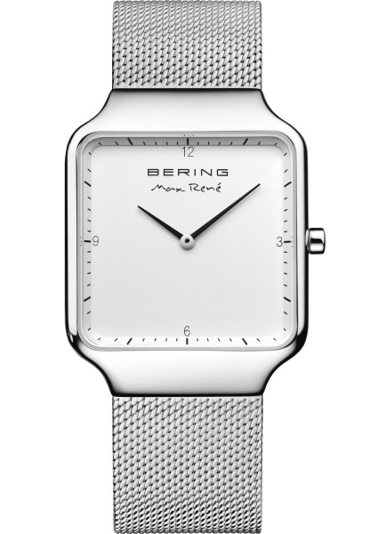 Bering Damen Armbanduhr Max René 15832-004 silber