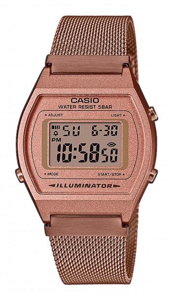 Casio Damen Armbanduhr B640WMR-5AEF Vintage digital