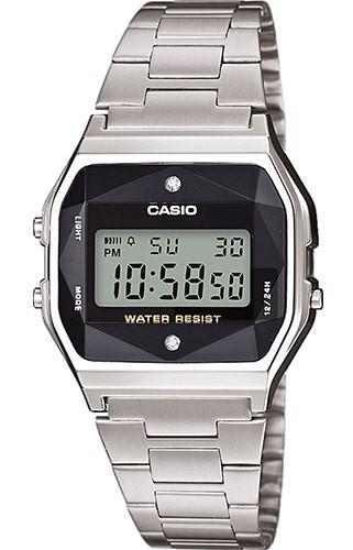 Casio Damen Armbanduhr A158WEAD-1EF Vintage digital