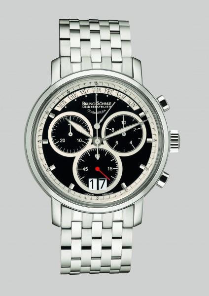 Bruno Söhnle Herren Armbanduhr Marcato 17-13143-742 Chronograph