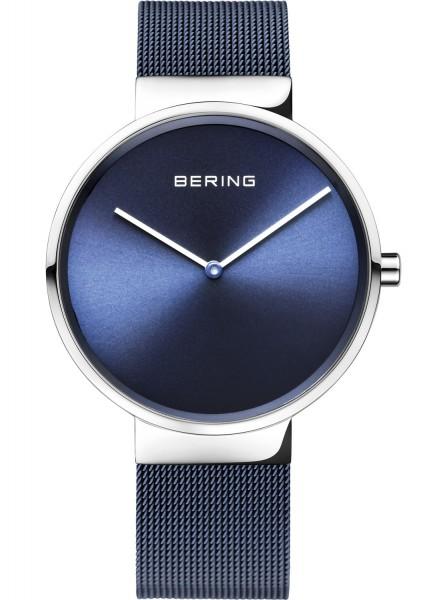 Bering Armbanduhr 14539-307 Classic dunkelblau
