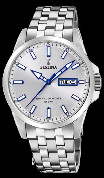 Festina Herren Armbanduhr F20357/1 Classic
