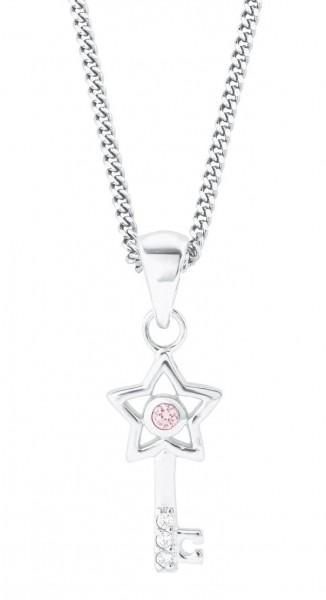 Lillifee Mädchen Halskette 2024367 Schlüssel Silber