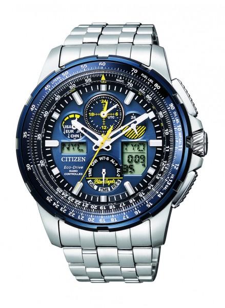 Citizen Herren-Armbanduhr Funk Eco-Drive JY8058-50L Promaster Skyhawk