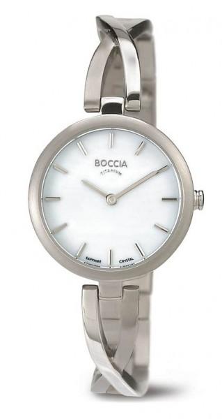 Boccia Damen Armbanduhr 3239-01 Dress