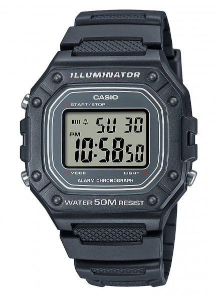 Casio Herren Armbanduhr W-218H-8AVEF digital